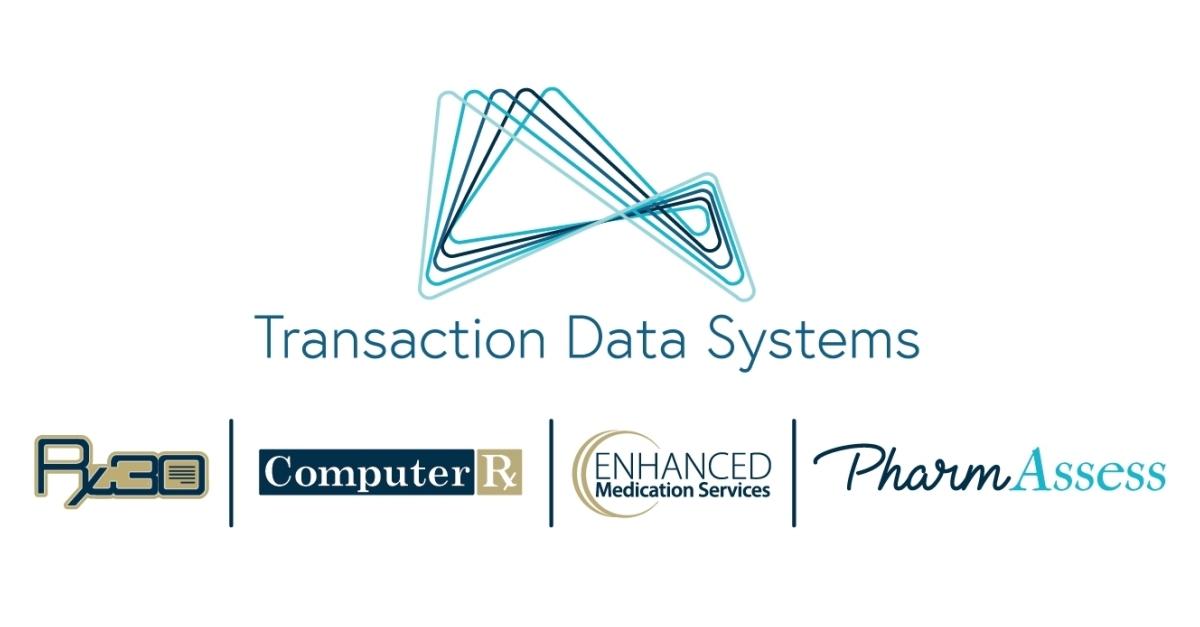 Transaction Data Systems company portfolio logos